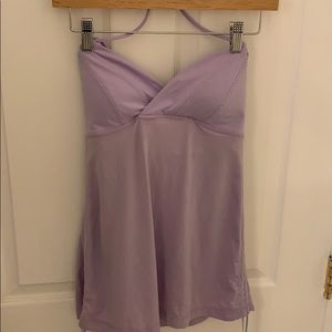 Lululemon Strappy Lilac Top